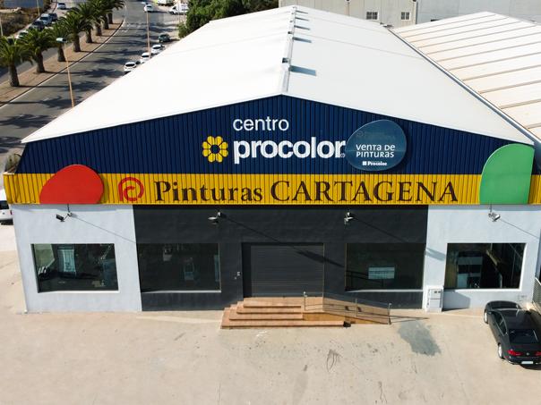 Pinturas Cartagena